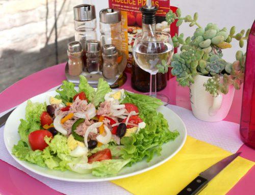 Envie d'une salade ?
